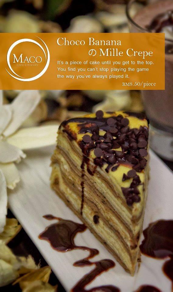 bakery swot macaron